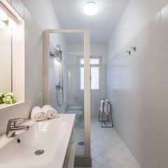 Отель Ca'affresco 2 Италия, Венеция - отзывы, цены и фото номеров - забронировать отель Ca'affresco 2 онлайн ванная