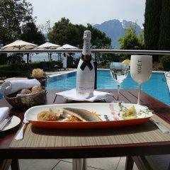 Отель Fairmont Le Montreux Palace в номере