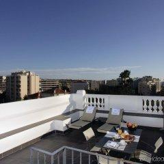 Отель Villa Garbo Франция, Канны - отзывы, цены и фото номеров - забронировать отель Villa Garbo онлайн балкон