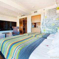 Original Sokos Hotel Viru сейф в номере