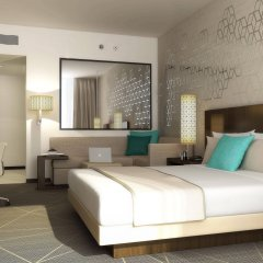 Отель Hyatt Place Dubai Baniyas Square комната для гостей фото 3
