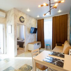 Апартаменты More Apartments na Tsvetochnoy 30 (1) Сочи комната для гостей