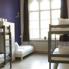 Отель Plus Berlin Кровать в общем номере с двухъярусной кроватью фото 2