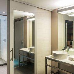 Отель Aloft Al Ain ОАЭ, Эль-Айн - отзывы, цены и фото номеров - забронировать отель Aloft Al Ain онлайн ванная фото 2