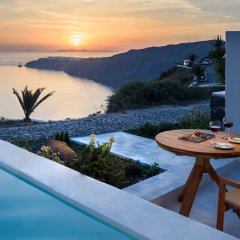 Отель Xenones Filotera Греция, Остров Санторини - отзывы, цены и фото номеров - забронировать отель Xenones Filotera онлайн бассейн фото 3