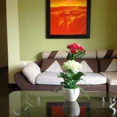 Отель Ruby Villa Хойан комната для гостей