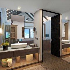 Отель Grand Park Kodhipparu Мальдивы, Гиравару - отзывы, цены и фото номеров - забронировать отель Grand Park Kodhipparu онлайн ванная