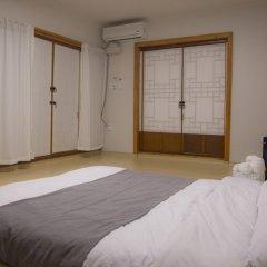 Отель STAY256 Hanok Guesthouse Южная Корея, Сеул - отзывы, цены и фото номеров - забронировать отель STAY256 Hanok Guesthouse онлайн комната для гостей фото 4