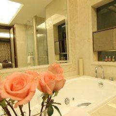 Отель Tang Dynasty West Market Hotel Xian Китай, Сиань - отзывы, цены и фото номеров - забронировать отель Tang Dynasty West Market Hotel Xian онлайн ванная