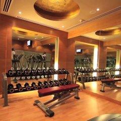 Radisson Blu Marina Hotel Connaught Place фитнесс-зал