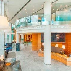 Отель Sercotel Sorolla Palace бассейн