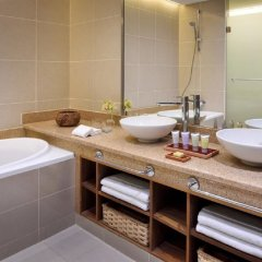 Отель Movenpick Resort & Spa Tala Bay Aqaba ванная фото 2