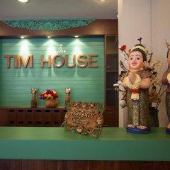 Отель Tim Mansion интерьер отеля фото 2