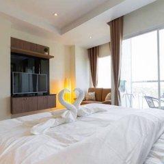 Отель Nam Talay Jomtien Beach Паттайя комната для гостей фото 4