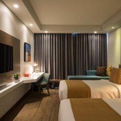Отель Citadines Bayfront Nha Trang комната для гостей фото 4