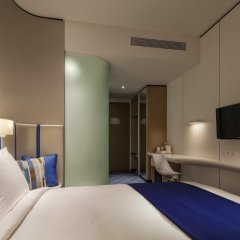 Отель Holiday Inn Express Singapore Katong комната для гостей фото 3
