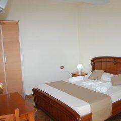 Отель Villa Blue Албания, Ксамил - отзывы, цены и фото номеров - забронировать отель Villa Blue онлайн комната для гостей фото 3