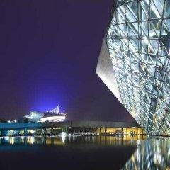 Отель The Westin Guangzhou Гуанчжоу приотельная территория фото 2