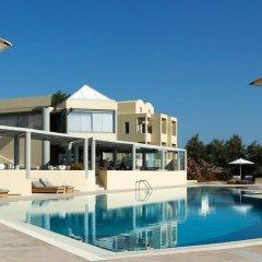 Отель The Majestic Hotel Греция, Остров Санторини - отзывы, цены и фото номеров - забронировать отель The Majestic Hotel онлайн бассейн фото 3