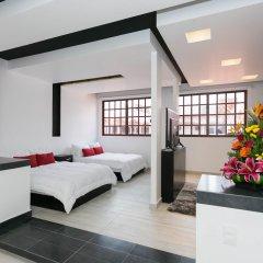 SC Hotel Playa del Carmen комната для гостей