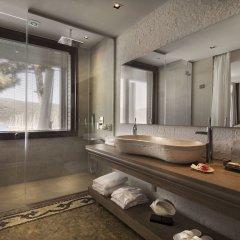 Marti Hemithea Hotel Турция, Кумлюбюк - отзывы, цены и фото номеров - забронировать отель Marti Hemithea Hotel онлайн ванная