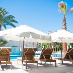 Апартаменты BH Mallorca Apartments - Adults Only бассейн фото 2