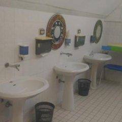 Отель Pensione Delfino Azzurro Италия, Лорето - отзывы, цены и фото номеров - забронировать отель Pensione Delfino Azzurro онлайн ванная фото 3