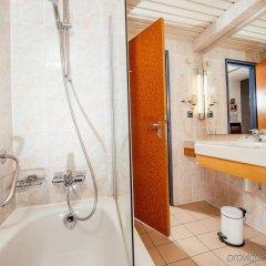 Hotel Hubert Grand Place Брюссель ванная