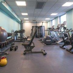Отель Thon Orion Берген фитнесс-зал