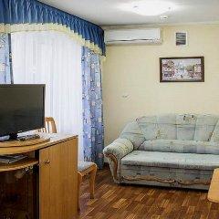 Гостиница Спутник Стандартный номер с двуспальной кроватью фото 9