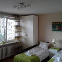 Отель Studio Green Польша, Варшава - отзывы, цены и фото номеров - забронировать отель Studio Green онлайн комната для гостей фото 4