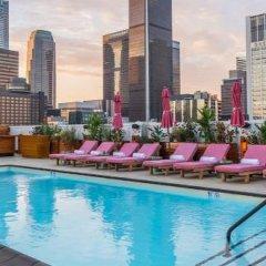 Отель Freehand Los Angeles США, Лос-Анджелес - отзывы, цены и фото номеров - забронировать отель Freehand Los Angeles онлайн бассейн