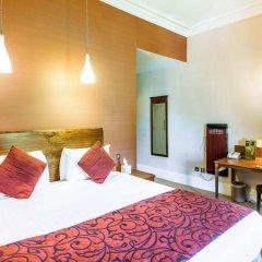 Отель Salisbury Green Hotel & Bistro Великобритания, Эдинбург - отзывы, цены и фото номеров - забронировать отель Salisbury Green Hotel & Bistro онлайн комната для гостей фото 5