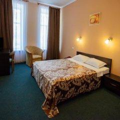 Гостиница Континент сейф в номере