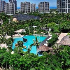 Отель Serenity Coast All Suite Resort Sanya балкон