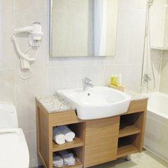 Отель ACUBE Сеул ванная фото 2