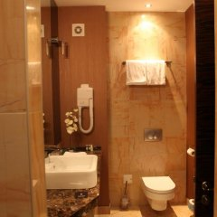 Crystal Hotel Belgrade ванная фото 2