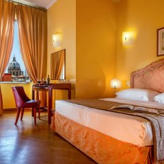 Tiziano Hotel Рим комната для гостей