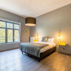 Отель Smartflats Design - Louise Брюссель комната для гостей фото 2