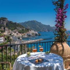 Hotel Santa Caterina балкон