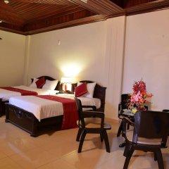 Отель Thuy Duong Hotel Вьетнам, Хюэ - отзывы, цены и фото номеров - забронировать отель Thuy Duong Hotel онлайн комната для гостей фото 4