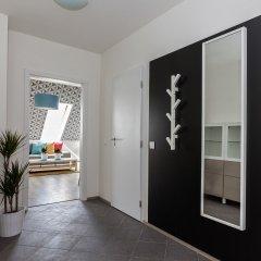 Отель Comfortable Prague Apartments Чехия, Прага - отзывы, цены и фото номеров - забронировать отель Comfortable Prague Apartments онлайн интерьер отеля