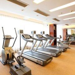 Отель Guangzhou Grand International Hotel Китай, Гуанчжоу - 8 отзывов об отеле, цены и фото номеров - забронировать отель Guangzhou Grand International Hotel онлайн фитнесс-зал фото 2