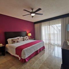 Отель Canto del Sol Plaza Vallarta Beach & Tennis Resort - Все включено комната для гостей фото 5
