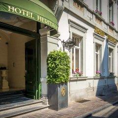 Отель Relais & Chateaux Hotel Heritage Бельгия, Брюгге - 1 отзыв об отеле, цены и фото номеров - забронировать отель Relais & Chateaux Hotel Heritage онлайн вид на фасад