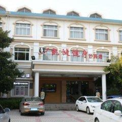 Shazhou Express Hotel парковка