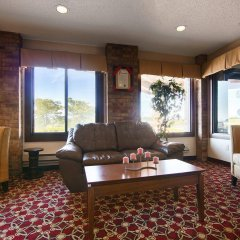 Отель Best Western Lakewood Inn интерьер отеля