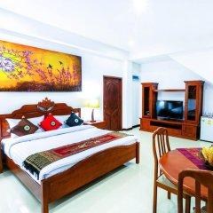 Palm Oasis Boutique Hotel 4* Номер Делюкс с различными типами кроватей фото 2