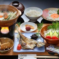 Отель Amagase Onsen Hotel Suikoen Япония, Хита - отзывы, цены и фото номеров - забронировать отель Amagase Onsen Hotel Suikoen онлайн питание фото 2