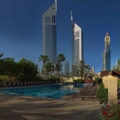 Отель The Apartments Dubai World Trade Centre ОАЭ, Дубай - отзывы, цены и фото номеров - забронировать отель The Apartments Dubai World Trade Centre онлайн бассейн
